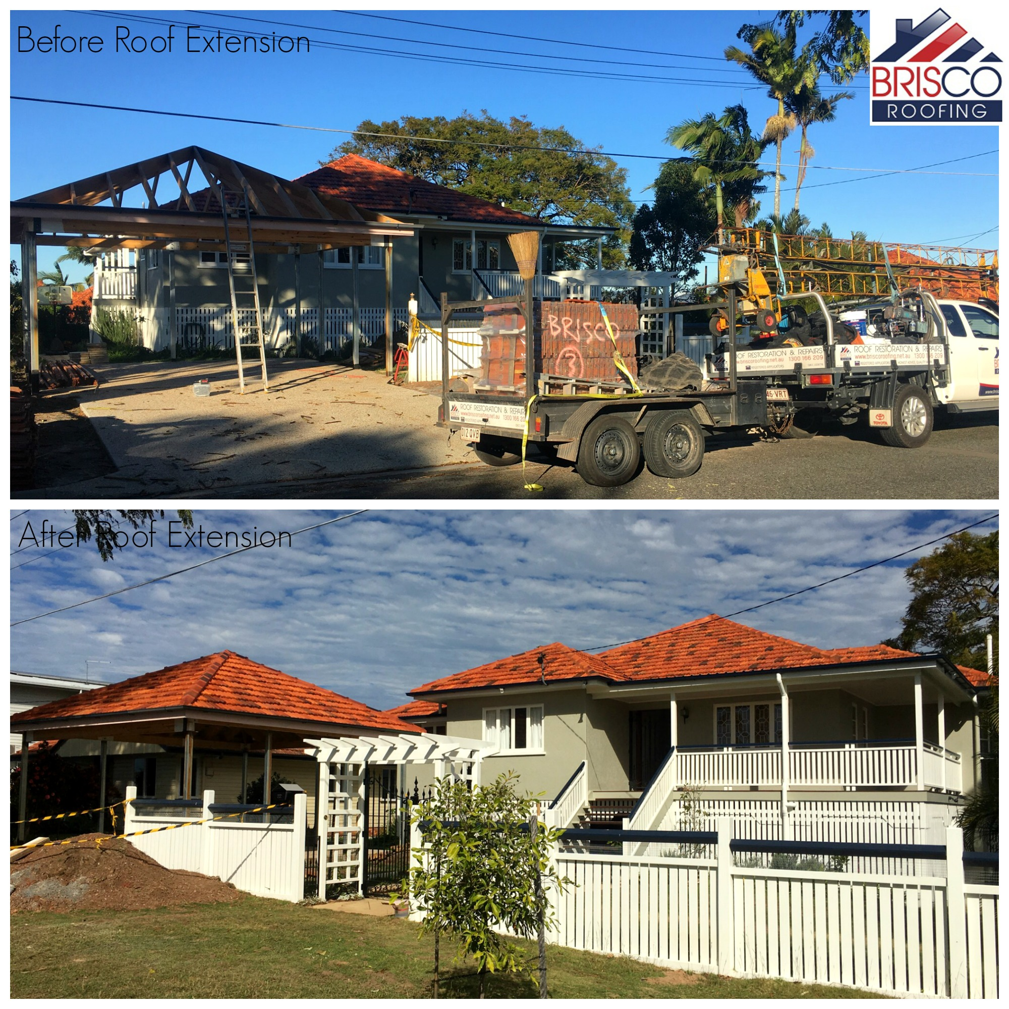 Roof Extension Brisbane