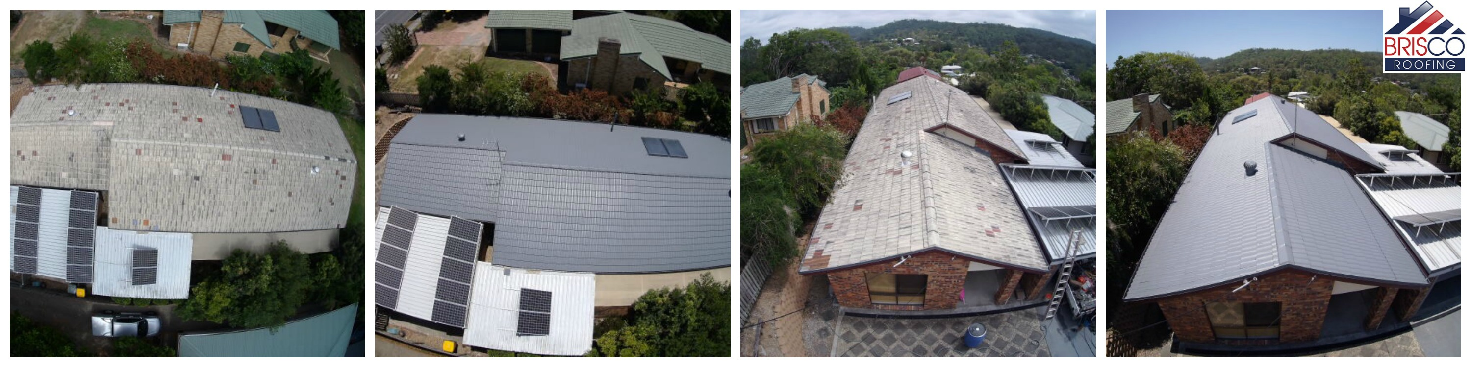 Before And After Roof Restoration Basalt