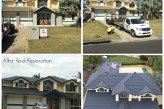 Roof Painting Brisbane Dulux Charcoal 6