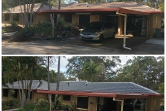 Roof Restoration Before and After Gallery Brisbane 11