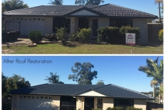 Roof Restoration Before and After Gallery Brisbane 7