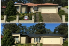Roof Restoration Before and After Gallery Brisbane 8