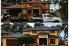 Roof Restoration Brisbane 1