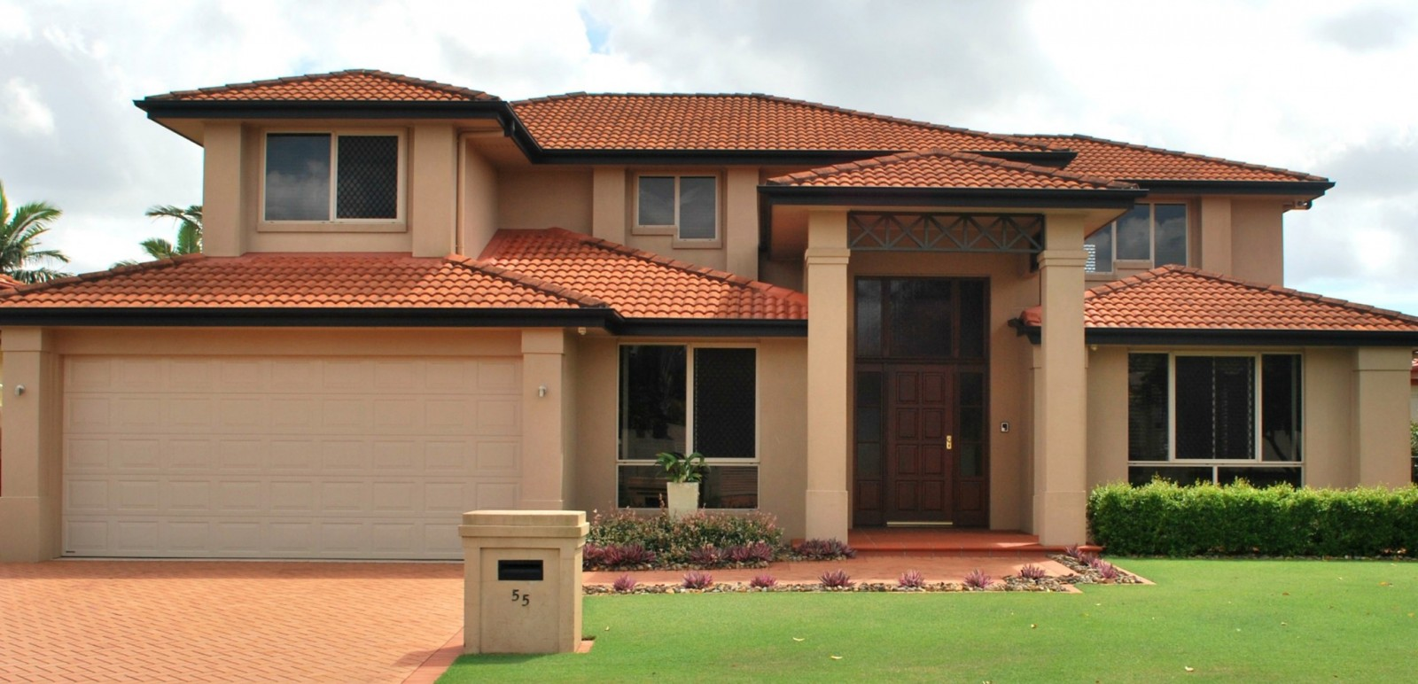 Before Roof Restoration Brisbane - Carindale