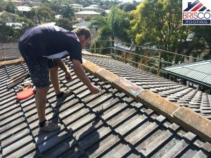 Weep holes Roof restoration brisbane roof repair roofing painting