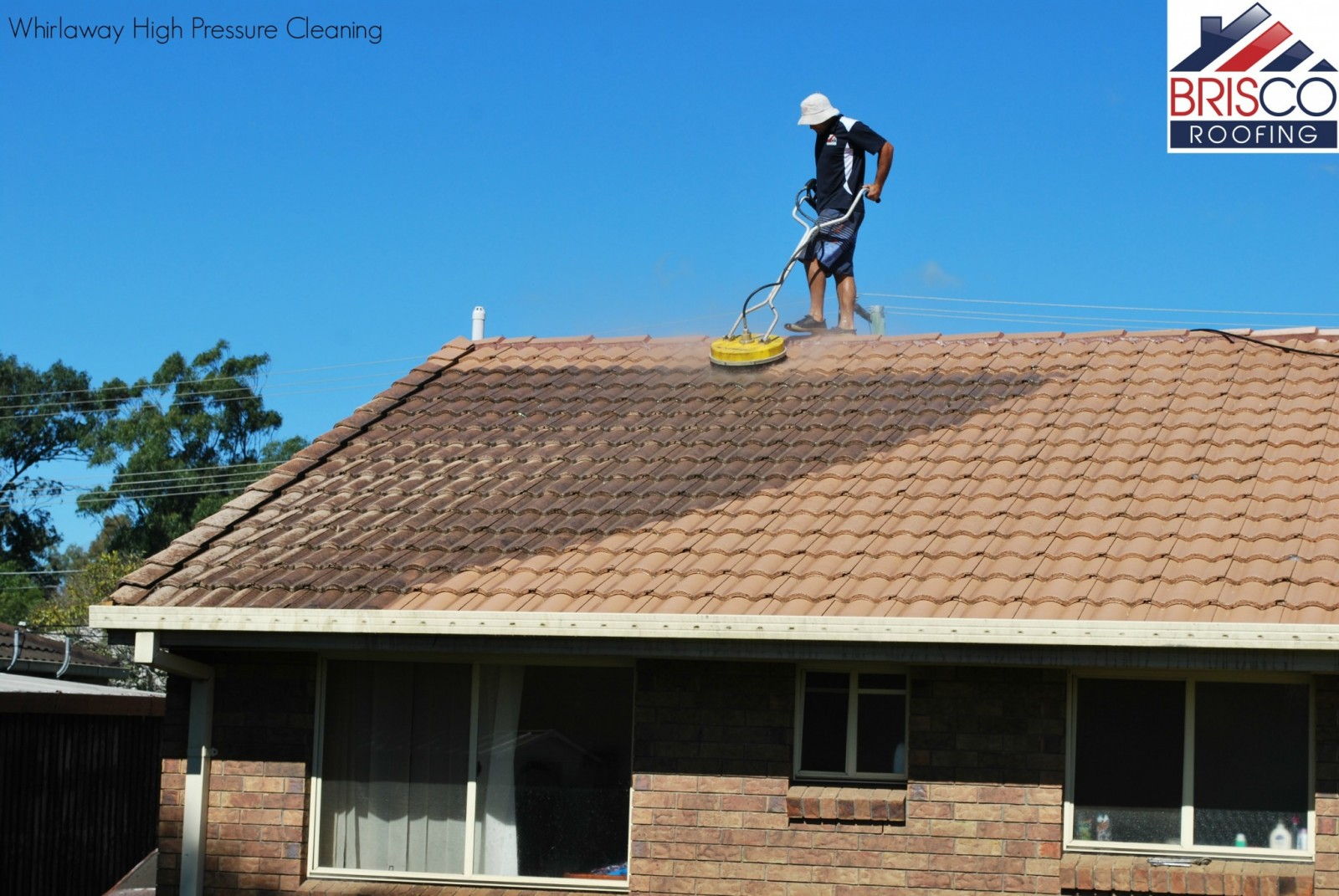 Roof Restoration Process Brisco Roofing