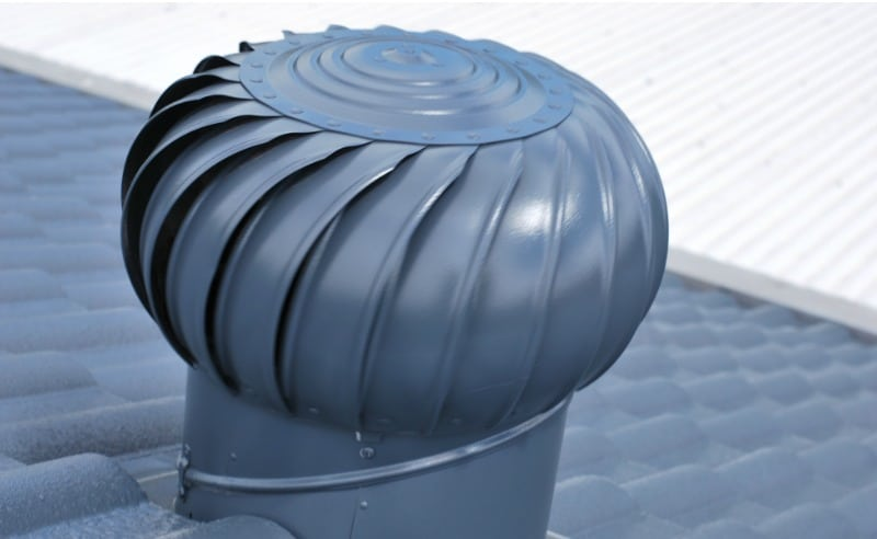 The Benefits Of A Roof Ventilator Whirlybird Brisco Roofing