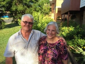 Roof Restoration Brisbane gary and geraldine testimonial