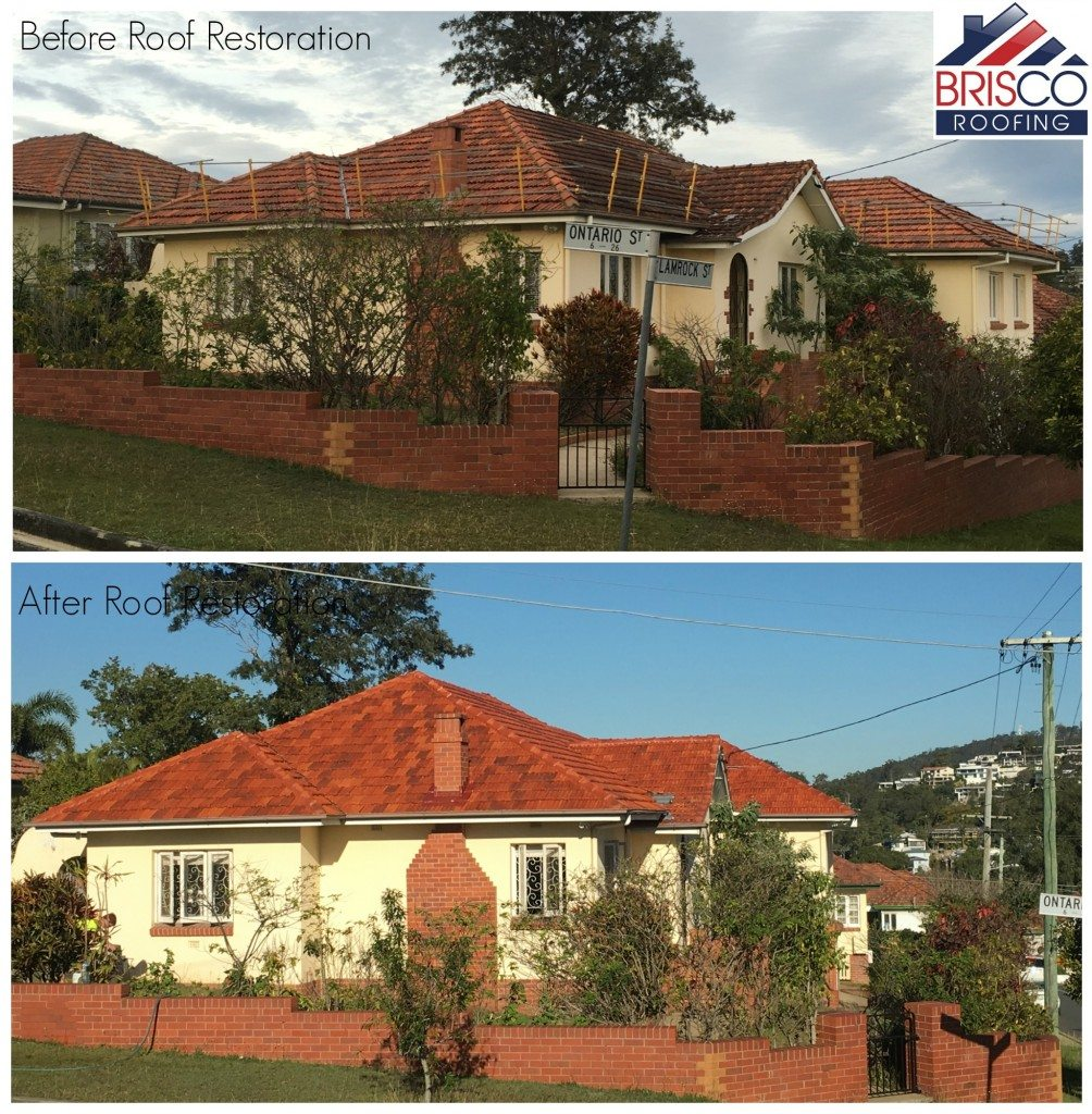 Terracotta Roof Restorations Brisbane