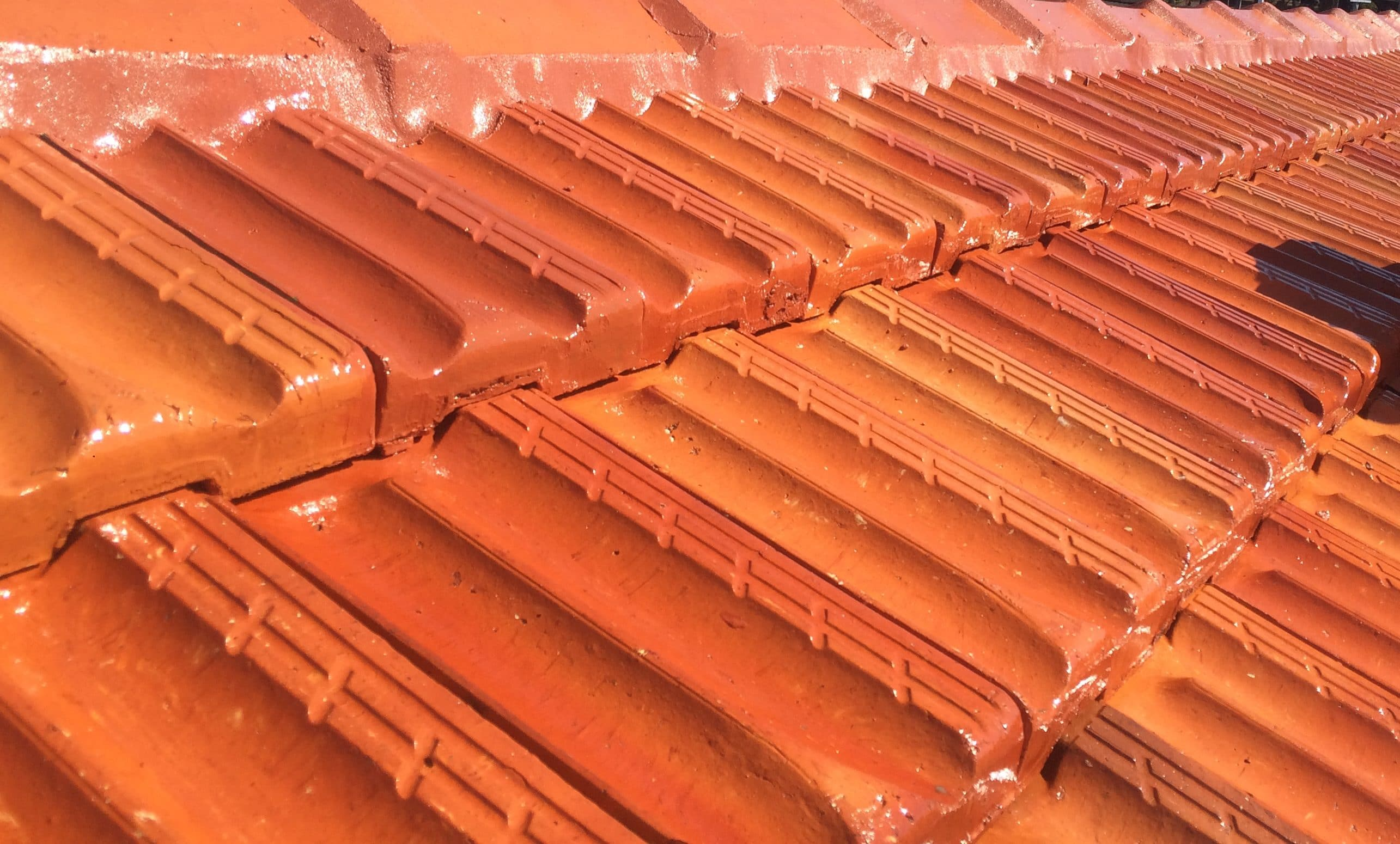 Terracotta Roof Restoration Gallery