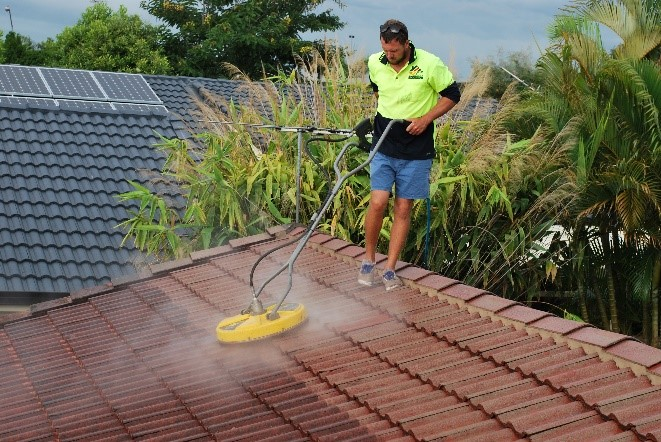 Roof Cleaning Brisbane Roof Painting