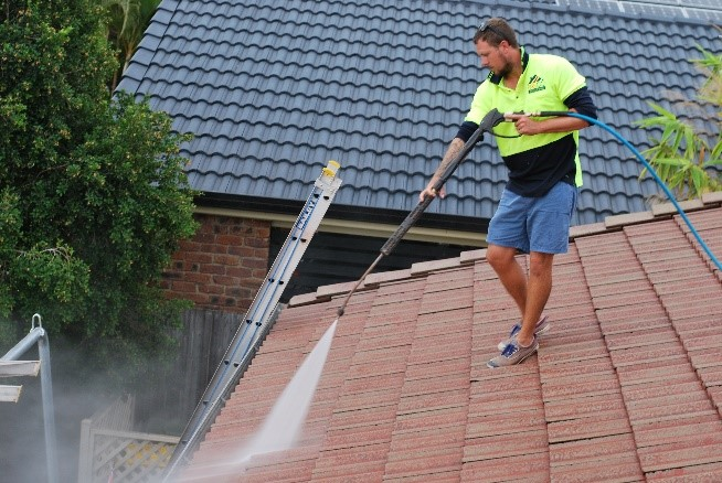 Brisbane Roof Cleaning