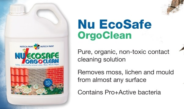 Nutech EcoSafe OrgoClean