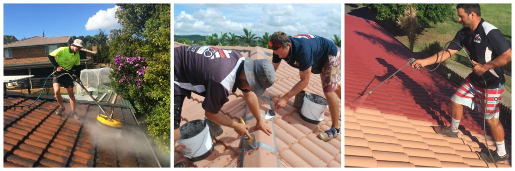 Roof Painting Bayside