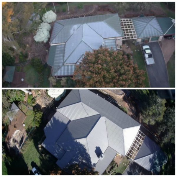 Tin/Metal Roof Restoration