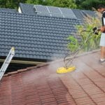 Roofing Services - Cleaning