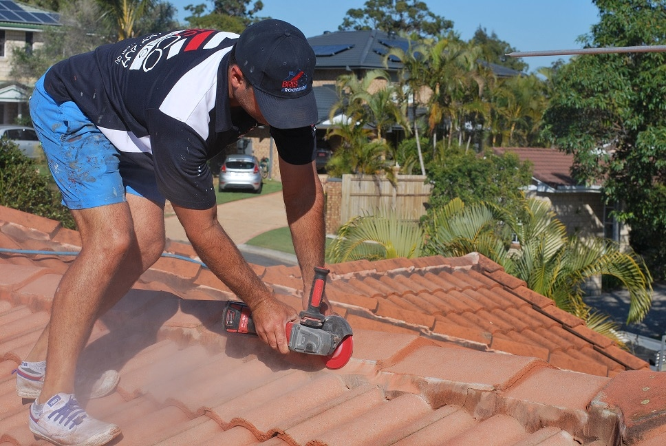 DIY Roof Restorations