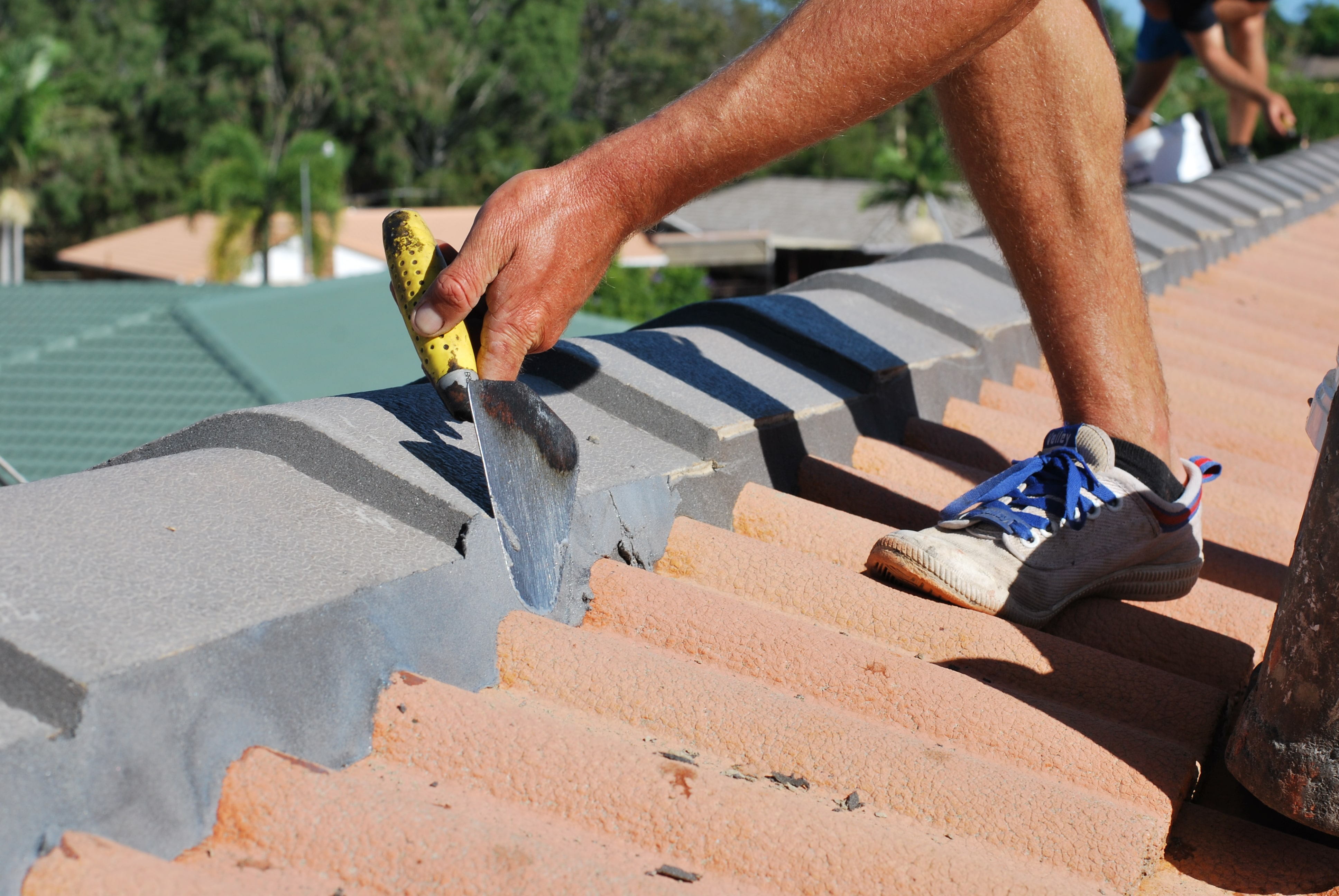 Roof Restoration Repointing